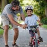 Su primera bici es sin pedales