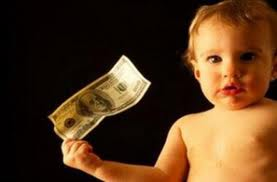 La crisis económica y los niños