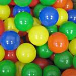 Lluvia = juegos en casa…o parque de pelotas