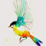 150 Palabras: Vuela pajarito (viento, cartón, amable)