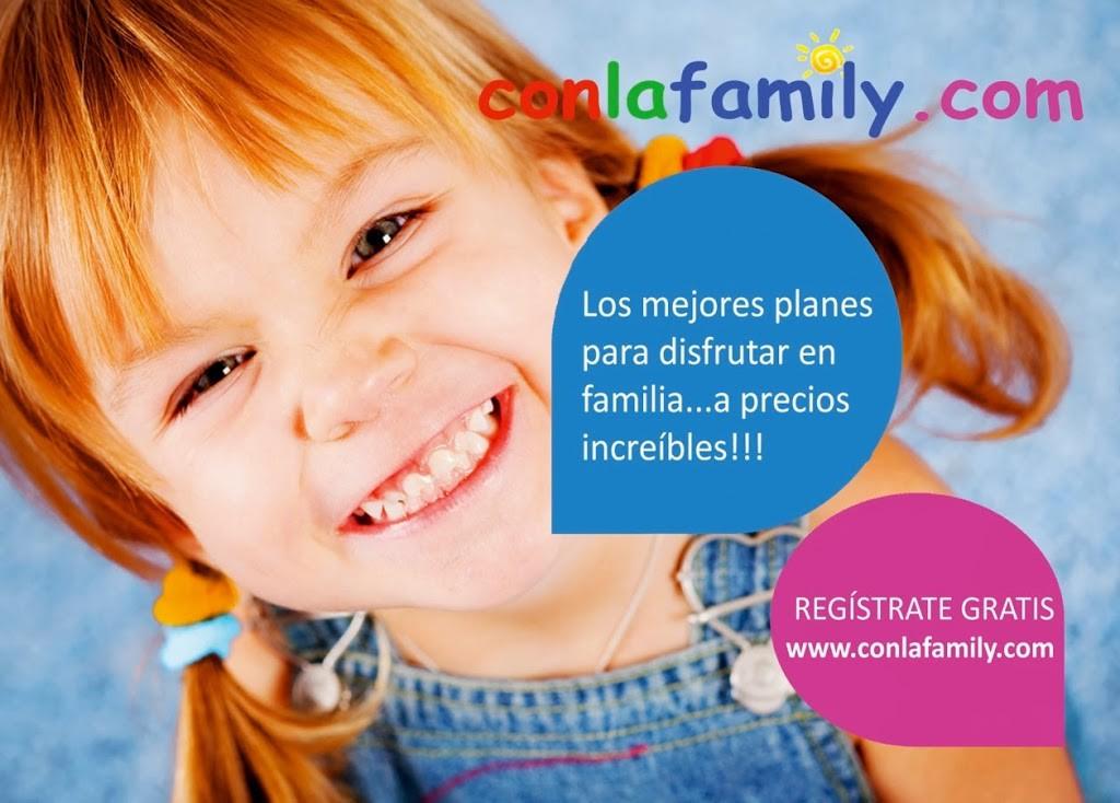 Planes para niños a partir de 2 años