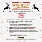 Concurso Lista de Deseos FNAC para Bloggers