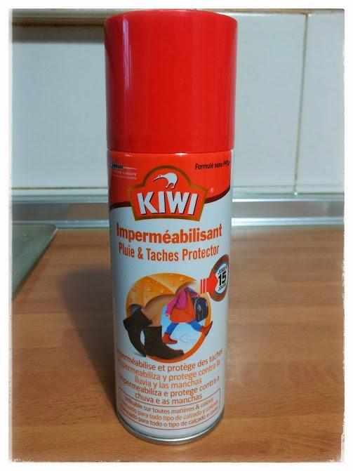 Sello de calidad: Protector de calzado Kiwi