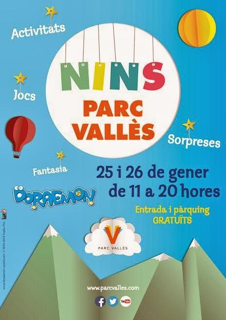 Planes para niños…en Barcelona