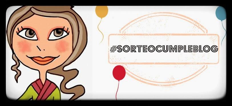 #SorteoCumpleBlog