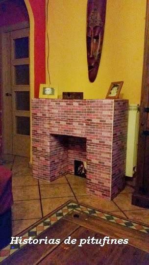 #DIY: Cómo hacer una chimenea casera