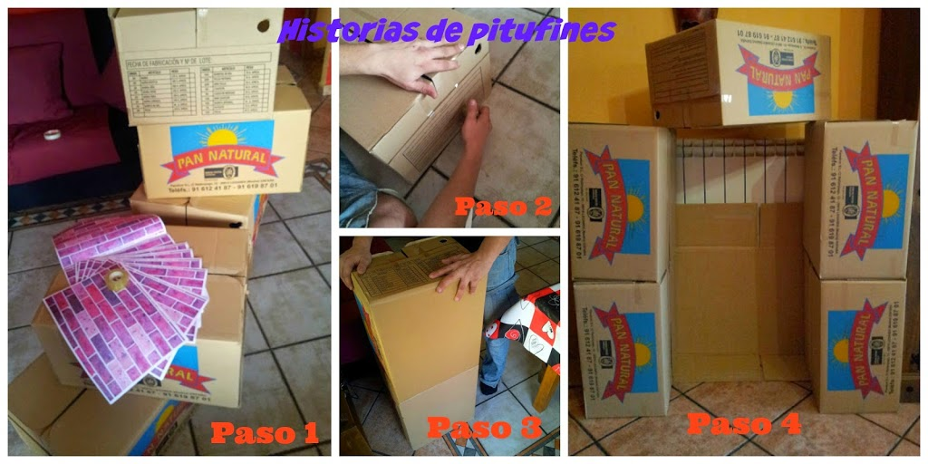 DIY: Cómo hacer una chimenea casera -