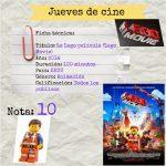 Jueves de cine: La Lego Película