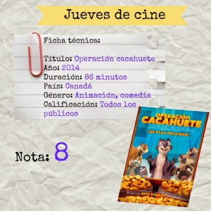 Jueves de cine: Operación cacahuete