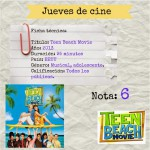 Jueves de cine: Teen Beach Movie