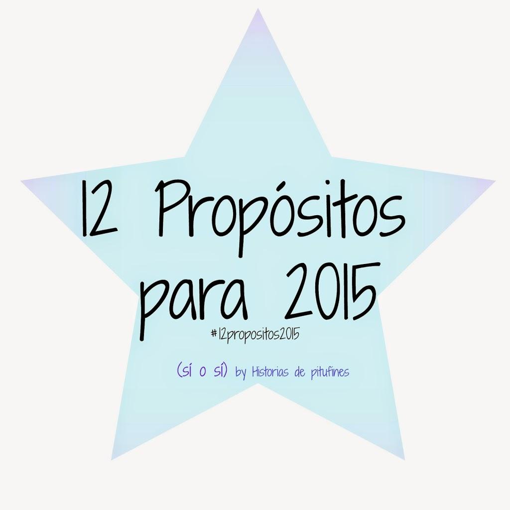 #12propósitos2015