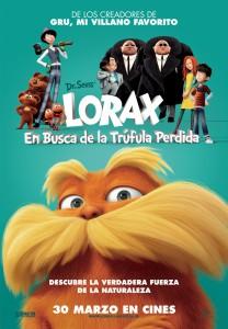 Jueves de cine: Lorax