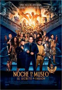 Jueves de cine: Noche en el museo 3
