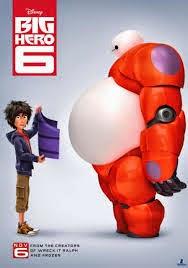 Jueves de cine: Big Hero 6
