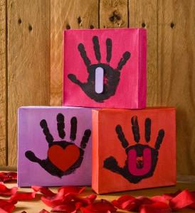 manos san valentín