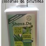 Mamá te recomienda: crema corporal Aloe Vera Shova.de