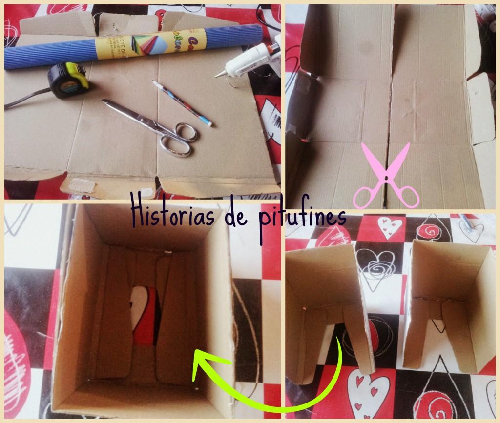Caja de palomitas DIY