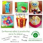 Sorteo de un lote de productos infantiles