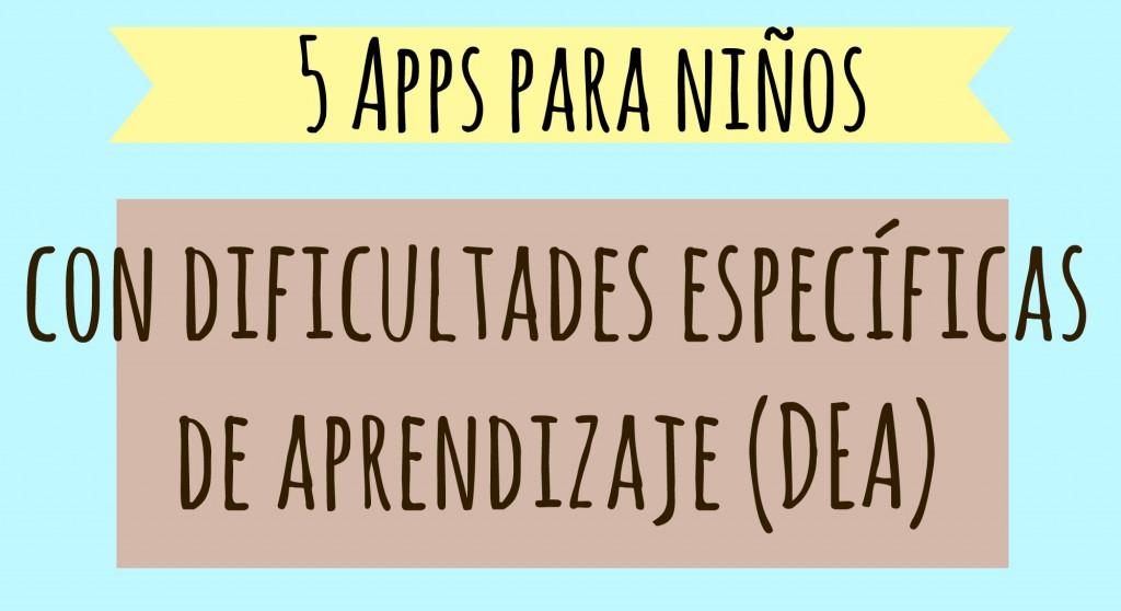 5 apps para niños
