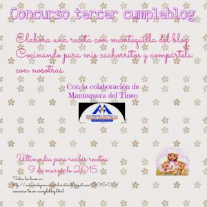 Concurso tercer cumpleblog
