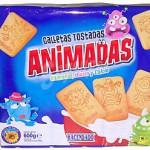 Mamá te recomienda: Galletas tostadas animadas del Mercadona