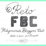 Reto FBC: Juguetes y juegos diy de la infancia