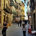 Calles de Segovia