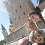 Selfie en el Alcázar