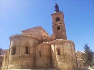 Iglesia en Segovia