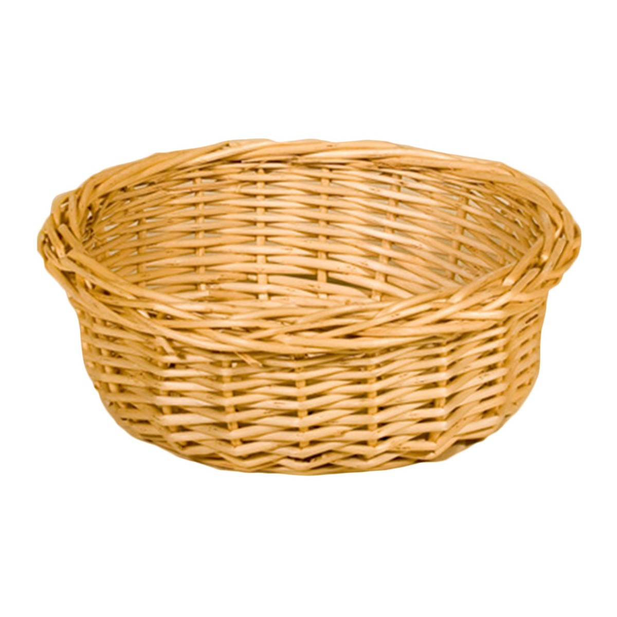 C mo hacer cestas con papel for Fabrica de canastas de mimbre