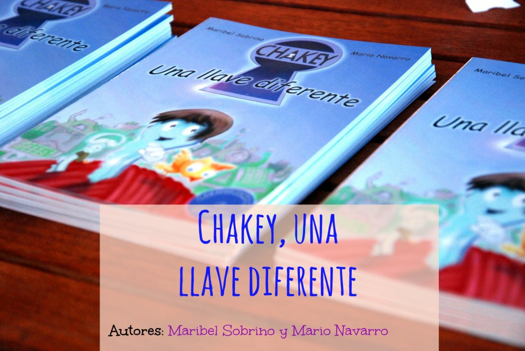 Chakey, una llave diferente