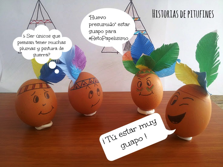 comic huevos