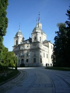 palacio real de san idelfonso