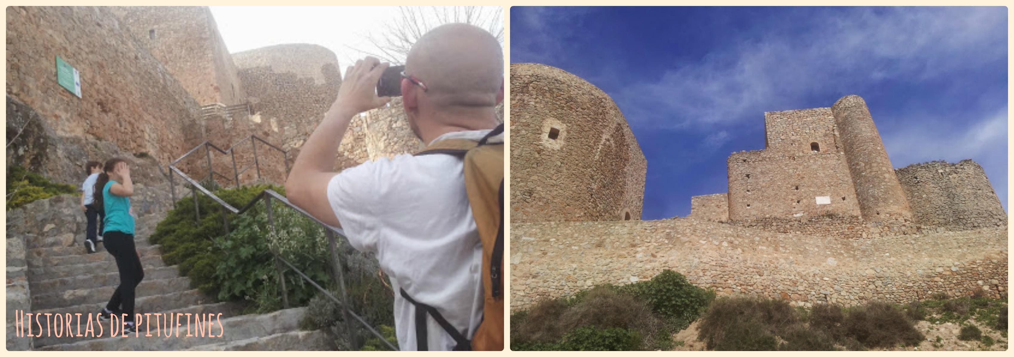 visita al Castillo de Consuegra