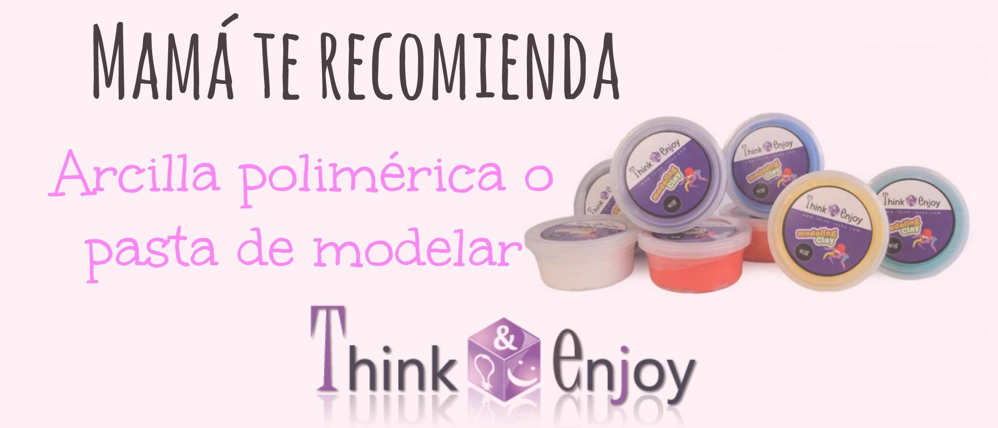 think&enjoy arcilla polimerica