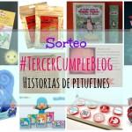 Sorteo por el #TercerCumpleBlog