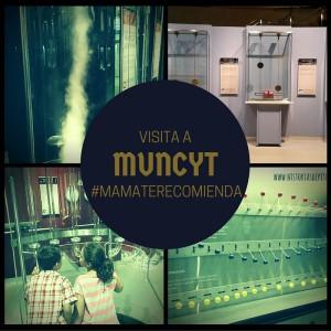 Mamá te recomienda: Visita al Muncyt
