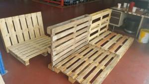 estructura de sofa