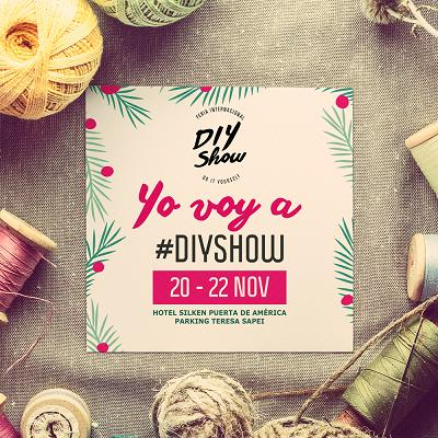 Sorteo 4 abonos para DiyShow