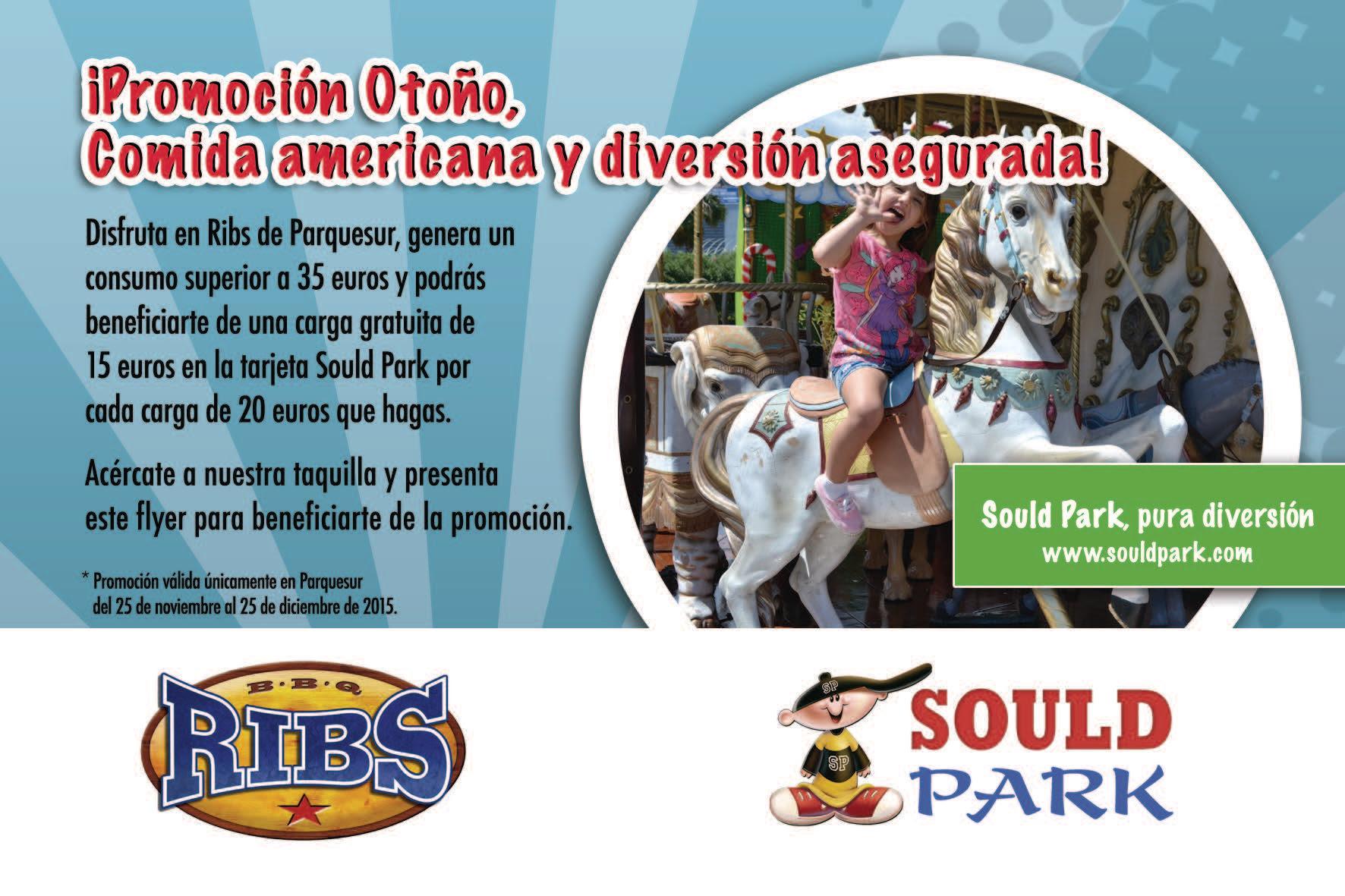 Sould Park y Ribs