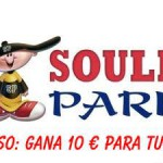 Nuevo sorteo: gana 10 € para tu tarjeta Sould Park