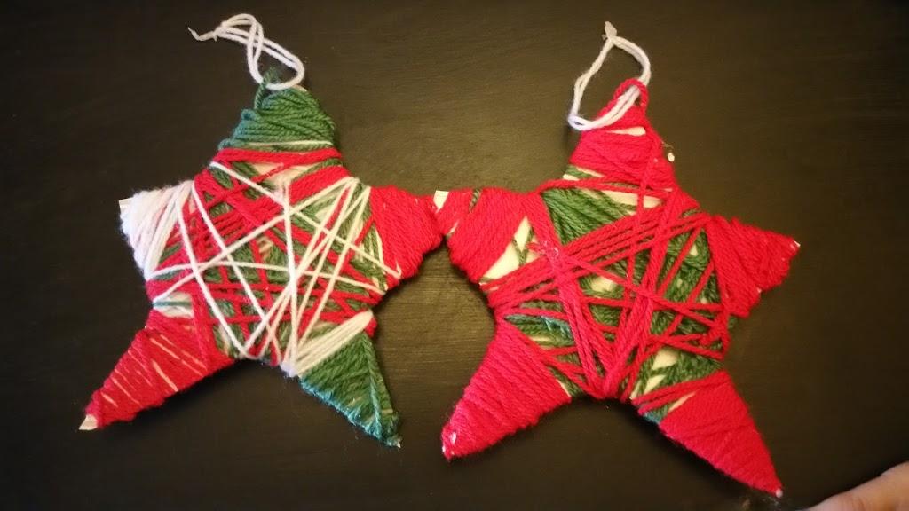 Como Decorar Una Estrella De Navidad Para Ninos.8 Adornos De Navidad Para Hacer Con Ninos