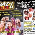 Concurso #CrazySelfie y sorteo