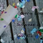 Cómo hacer cañones de confetti