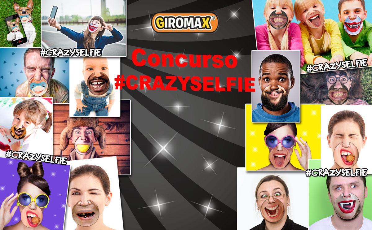 concurso #CrazySelfie
