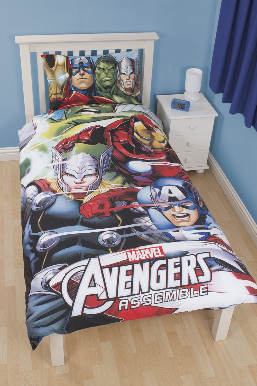 decoración superheroes