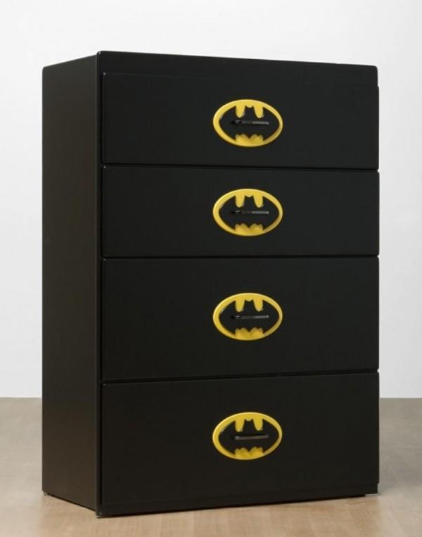 ideas decoración habitación superheroes