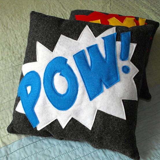 decoracion superheroes