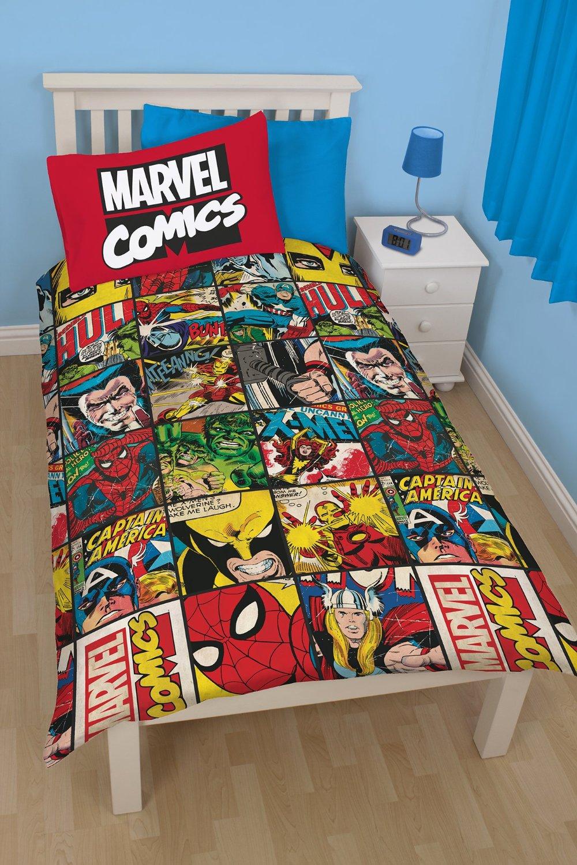 decoración superheroes