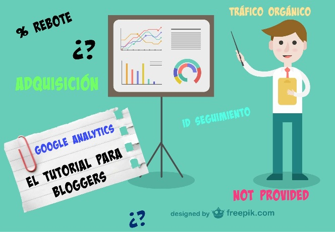 Google Analytics : el tutorial para bloggers